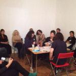 Our Word Is Our Bond | West Space | Sanja Pahoki, Makiko Yamamoto and Eric Demetriou | 2015