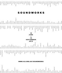 Soundworks ICA