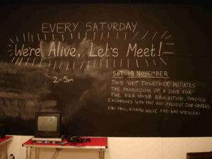 We're Alive, Let's Meet | Emma Hedditch | 2005