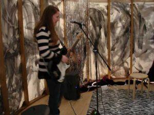 Kim Gordon & Jutta Keother | Reverse Karaoke | Her Noise | South London Gallery | 2005