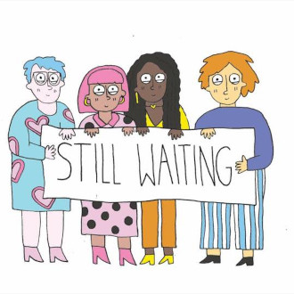 Still Waiting Discussion Group